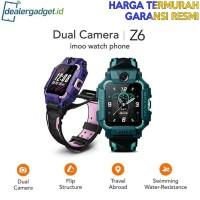 Imoo Smartwatch Z6 Jam Tangan Anak Imoo Z6 Frozen Edition / Hijau Ungu