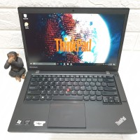 Laptop Lenovo Thinkpad T440s Core I7-4th gen - Ram 4gb - 256gb - Mulus