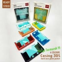 Casing Game Pocket Hard Case Kesing Nintendo Gameboy 3DS Hard Case
