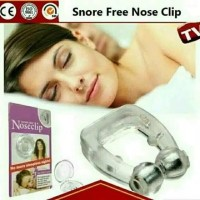 Alat Anti Dengkur Magnetic Snore Stopper Penghilang Dengkur