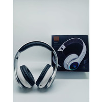 HEADPHONE EXTRA BASS YX-37 LED WIRELESS/ HEADPHONE JBL By HARMAN - Putih