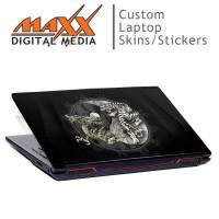 Maxx Garskin Sticker Skin Laptop Custom MSI