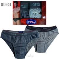 Celana dalam Pria GT MAN GTM 01   Gtman  isi 2   celana pria