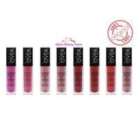 Lipstik Make Over Lip cream Intense Matte Lip Cream Makeover Lipcream