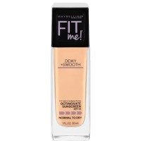 MAYBELLINE Fit Me Liquid Foundation 125 Nude Beige - Dewy & Smooth