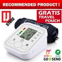 Alat Tensi Digital Cek Tekanan Darah Detak Jantung Tensimeter Digital