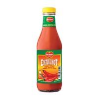 Del Monte Chilli Sauce Extra Hot 340 mL - Sambal Ekstra Pedas