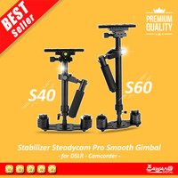 Stabilizer Steadycam Pro Series S40 - S60 for Camcorder DSLR