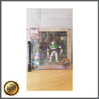 mainan action figure buzz lightyear toy story recast revoltech kaiyod
