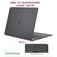Case for MacBook Air 13 Inch 2018 (A1932) - Matte Grey