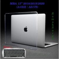 Crystal Case for MacBook Air 13 Inch 2018 (A1932) - Clear