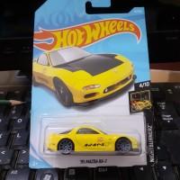 '95 MAZDA RX 7 - HOT WHEELS