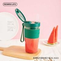 Botol Blender Buah Portable Juicer Mini Cup 300ml - RL-KG03
