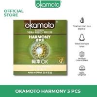 Kondom Okamoto Harmony Condom