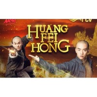 DVD Drama Serial Huang Fei Hong 2017 Once Upon A Time in China