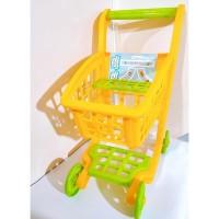 Mainan Anak Troli Super Market Bisa Dirakit