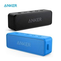 ANKER SoundCore 2 Bluetooth 5.0 IPX7 Portable Wireless Speaker A3105