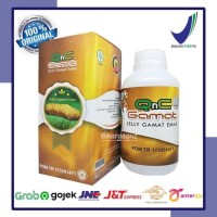 Qnc Jelly Gamat Original 100% Bukan Jelly Gamat Gold G / Luxor