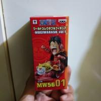 WCF Germa 56 Luffy One Piece Original