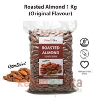 Kacang Almond Panggang 1kg (Roasted Almond)