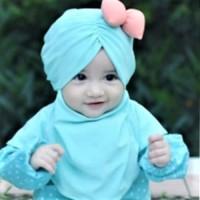 jilbab bayi pita samping-baby-anak-kids-hijab-kerudung-tudung