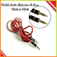 3.5 mm M/M Stereo Audio Headphone Extension Cable 1 meter