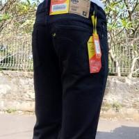 celana jeans hitam pria