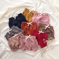 Ruffle Shorties for Girls Set A - SugarBibs - M