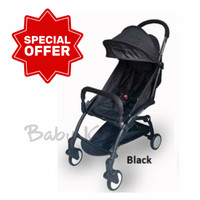 stroller babydoes petite baby yoya kereta bayi cabin size lipat kecil