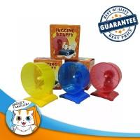 Jogging Kruffy Hamster Wheel Toy / Mainan Kincir Lari Hamster