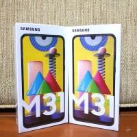 Samsung Galaxy M31 6/128 GB Garansi Resmi - Hitam