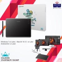 Pen Tablet Huion H430 H430P Drawing Tablet Garansi Resmi