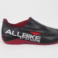 AM- Sepatu Sepeda Motor ALL Bike 2 Hujan ALLBIKE 2 Karet PVC Ap Boots