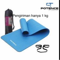 POTENCE MATRAS YOGA NBR 10MM / YOGA MAT NBR