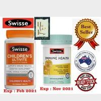 Paket Promo Swisse Children Ultivite & Swisse Kids Immune Health