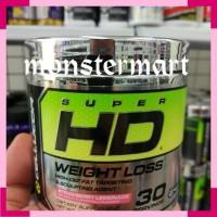 super hd weight loss cellucor fatburn powder