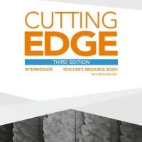Buku Pearson Cutting Edge Intermediate Teacher Edition