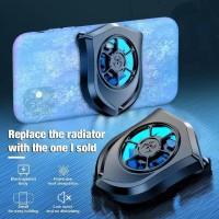 HURRICANE universal mobile cooling fan cooler radiator MLBB PUBG CODM