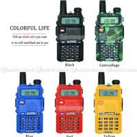 Baofeng Uv-5R Walkie Talkie Ht Handy Talkie Uv5R 1.5 Lcd 5W 128-Ch