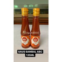 Saus Sambal / Tomat ABC 135ML - Sambal