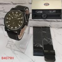 jam tangan PRIA DETIK BAWAH KULIT+TALI RANTAI PASIR
