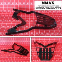 Breket Box Motor Statis Kucay Monorack Yamaha Nmax Old - Bracket Kucay
