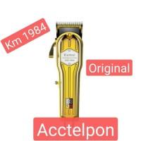 Alat Cukur Rambut Kemei KM-1984 Hair Clipper Professional carbon steel