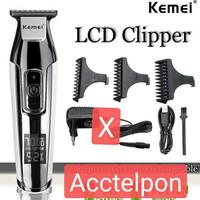 Alat Cukur Rambut Jenggot Kemei 5027 Hair Clipper Detailer KM-5027