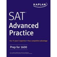 Buku Kaplan Advanced SAT Practice