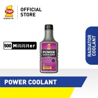 TOP 1 POWER COOLANT PINK | 500 ML - Cairan Radiator