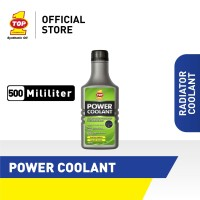 TOP 1 POWER COOLANT GREEN | 500 ML - Cairan Radiator