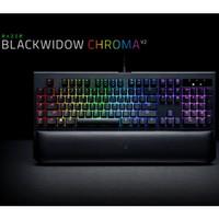 Razer BlackWidow Chroma V2 - GREEN SWITCH - Mechanical Gaming Keyboard