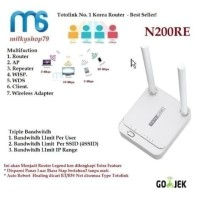 TOTOLINK N200RE 300Mbps Wireless N Router