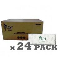 Grosir Tissue Livi Smart Multifold Towel 150 sheets hargamurah (Dus)